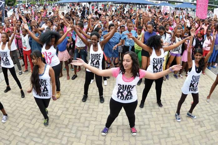 Botswana girls