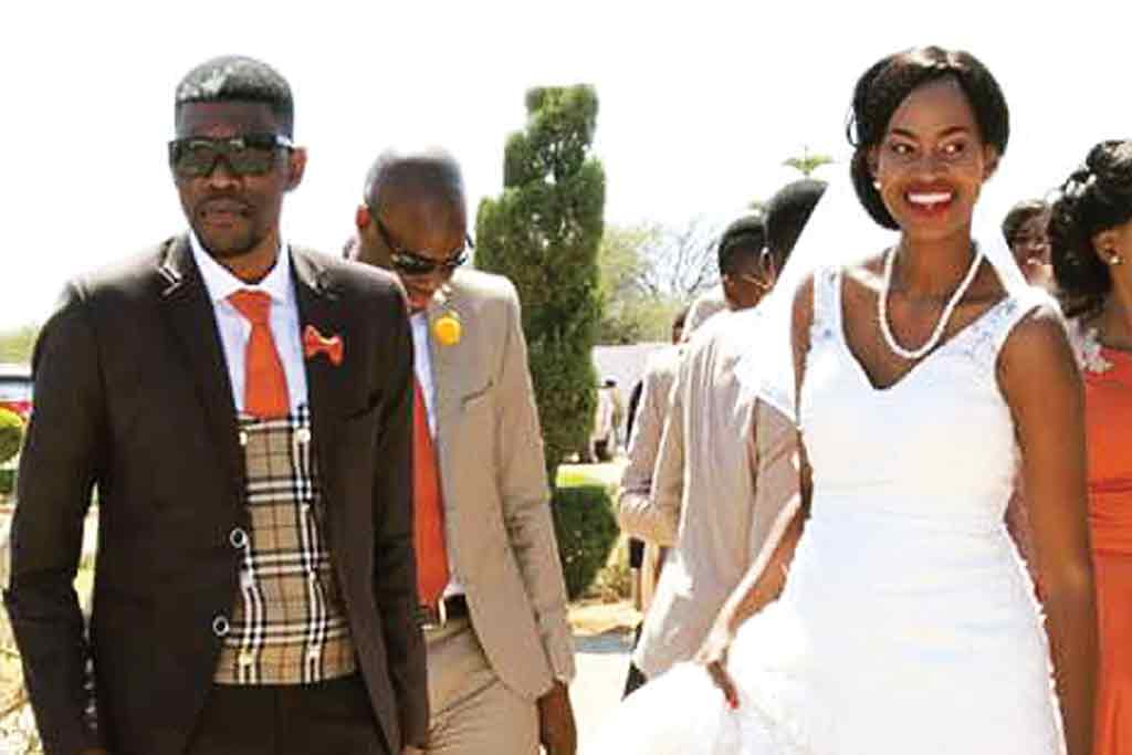 ofentse goes for a win in the marriage business botswana